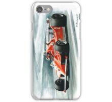 1980  Ferrari 126C. Italy GP iPhone Case/Skin