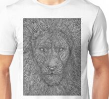 King Of Jungle Drawing Unisex T-Shirt