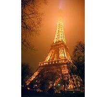 Eiffel Tower, Paris Photographic Print