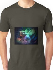 ANGEL FAIRY STARDUST IN THE NIGHT Unisex T-Shirt