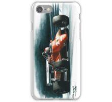1982  Ferrari 126C2 Italy GP iPhone Case/Skin