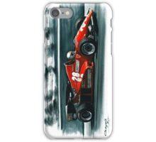 1983  Ferrari 126C2B iPhone Case/Skin