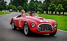 Ferrari 166MM Touring Barchetta 1949 by MarcW