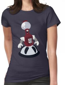 Tom Servo (Simplistic) Womens Fitted T-Shirt