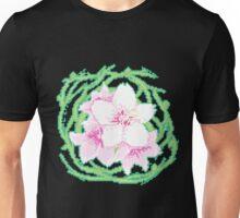 Cherry Blossom Pixel Art Unisex T-Shirt