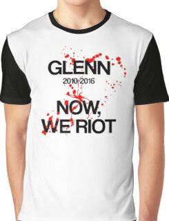 IN MEMORY - GLENN  Graphic T-Shirt