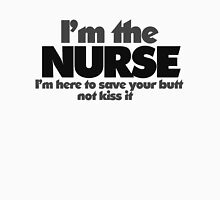 I'm the nurse Womens Fitted T-Shirt