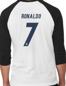cristiano ronaldo Men's Baseball ¾ T-Shirt