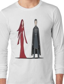Game of Thrones - Melisandre & Stannis Baratheon Long Sleeve T-Shirt
