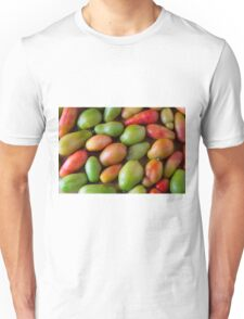 Colorful Roma Tomatoes Unisex T-Shirt