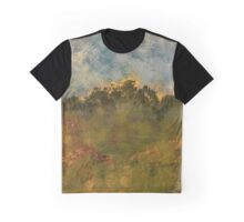 Abstract Landscape II Graphic T-Shirt
