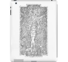 Deadly Embrace Of Love iPad Case/Skin