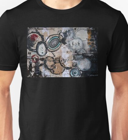 Upside Down and Inside Out Unisex T-Shirt