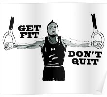 GET FIT  Poster