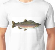 Salmon Artwork  Unisex T-Shirt
