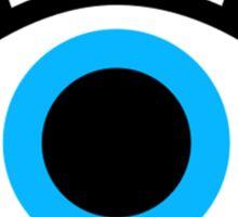 magic eye Sticker
