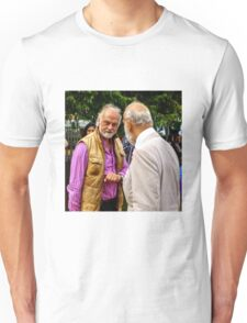Guess who ... beards HRH Prince Michael of Kent Unisex T-Shirt