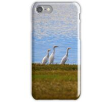 By The Blue Water iPhone Case/Skin