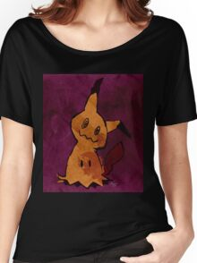 Mimikyu! Women's Relaxed Fit T-Shirt