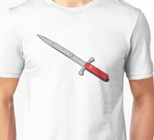 Swiss Army Sword Unisex T-Shirt