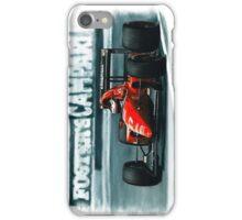 1992 Ferrari F92A iPhone Case/Skin