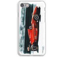 1994  Ferrari 412T1 iPhone Case/Skin