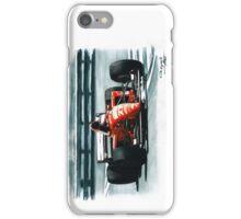 1995 Ferrari 412T2 iPhone Case/Skin