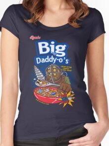 Big Daddy O's Women's Fitted Scoop T-Shirt