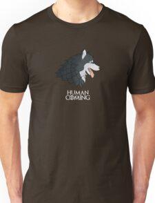 Game of Thrones - Stark (DOG version) Unisex T-Shirt