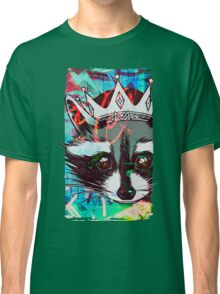 King Raccoon Classic T-Shirt