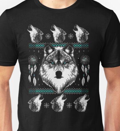Merry Wolfmas T-Shirt