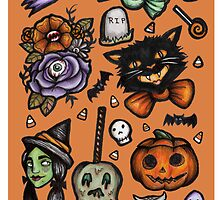 Tricks & Treats by huthmonster