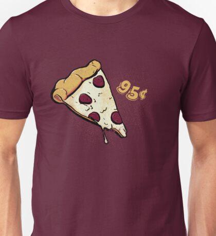 Pizza Slice 95¢ Unisex T-Shirt