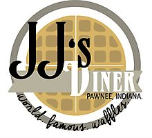 JJ's Diner - Parks and Recreation Photographic Print