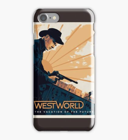 West World iPhone Case/Skin