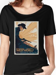 West World Women's Relaxed Fit T-Shirt