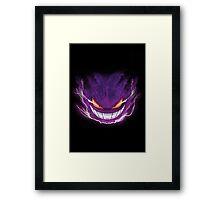 Shadow Thief Framed Print