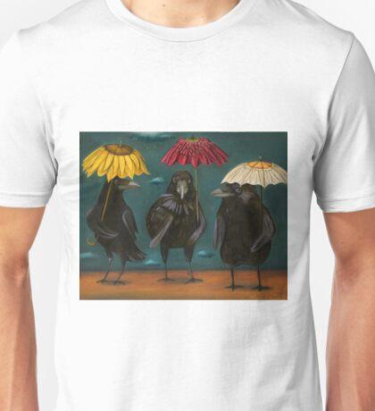Ravens Rain Unisex T-Shirt