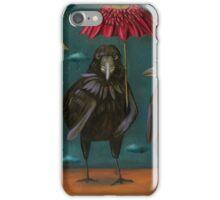 Ravens Rain iPhone Case/Skin