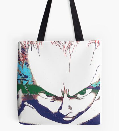 The Descent of Tetsuo Tote Bag