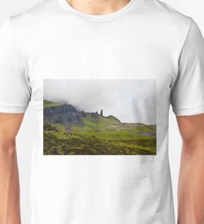 The Old Man Of Storr Unisex T-Shirt