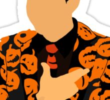 David Pumpkins-SNL Sticker