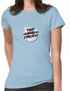 The Small Faces vintage logo Womens Fitted T-Shirt