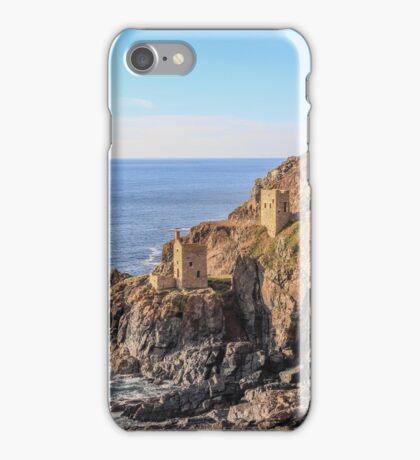 crown mines, botallack iPhone Case/Skin