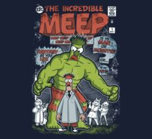 Incredible Meep Kids Tee