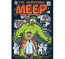 Incredible Meep Photographic Print