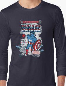 Eagle of America Long Sleeve T-Shirt