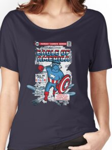 Eagle of America Women's Relaxed Fit T-Shirt