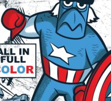Eagle of America Sticker