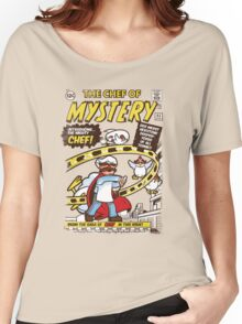 Chef of Mystery Women's Relaxed Fit T-Shirt